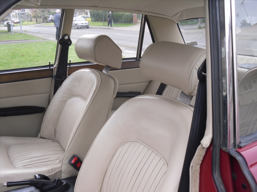 Rover 2000 Seats classictrimming-net