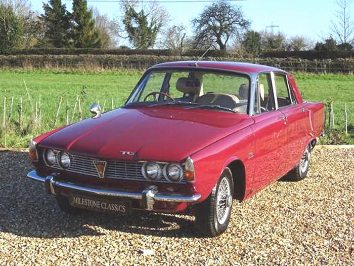 Rover 2000TC C