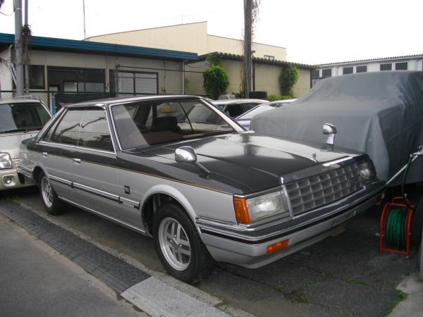 dtw trifecta 1982 nissan laurel givenchy edition driven to write 1982 nissan laurel givenchy edition