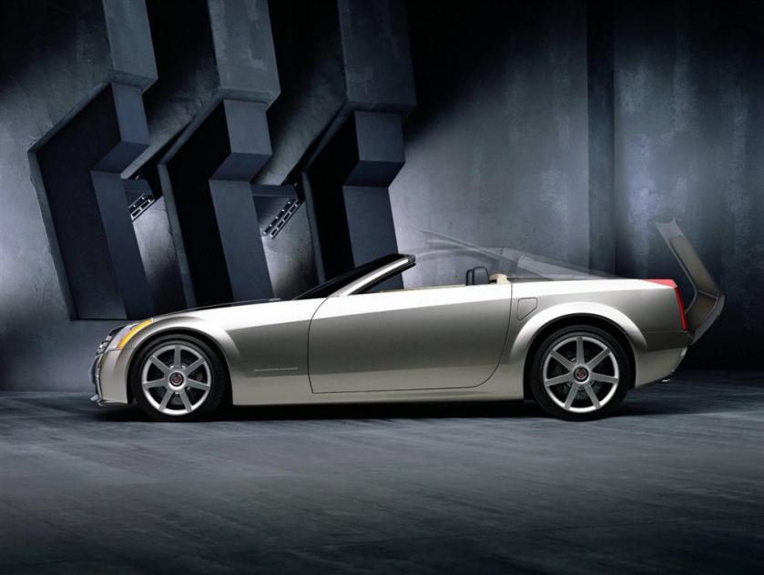 1999 Cadillac Evoq: source