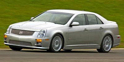 2007 Cadillac STS-V: source