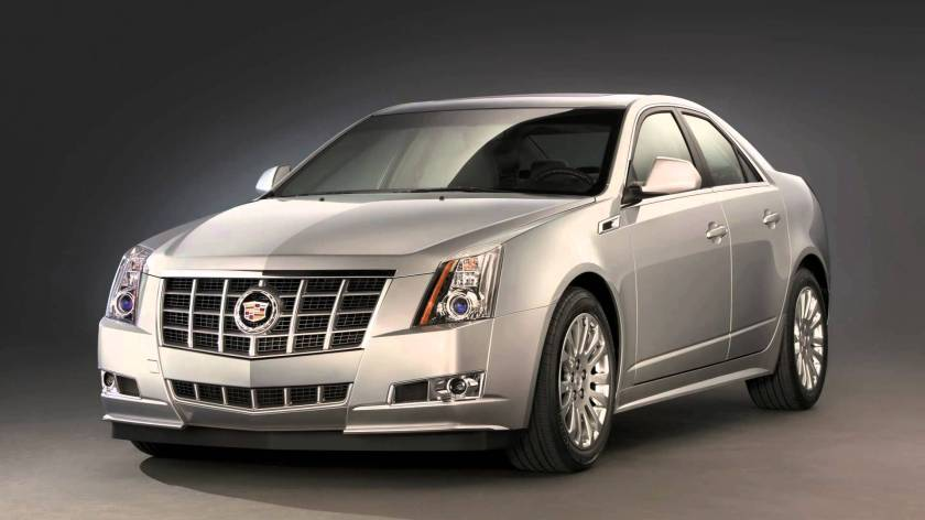2012 Cadillac CTS: source