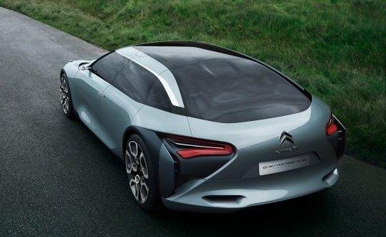2016 Citroen Cxprience concept car: caranddriver.com