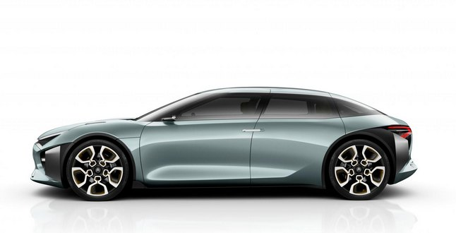 2016 Citroen Cxperience concept car: source