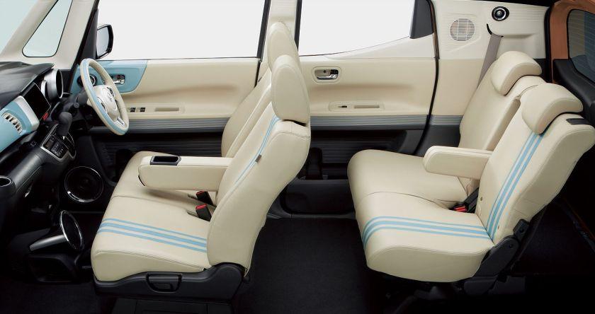 Honda N-Box-Slash kei car: source