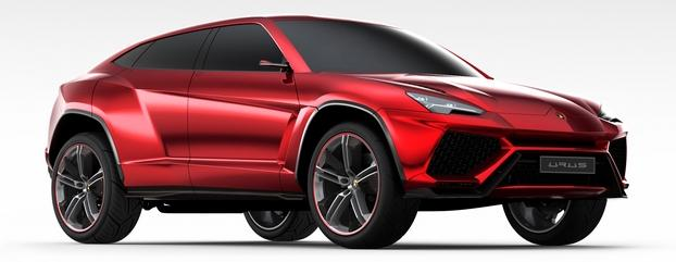 2018 Lamborghine SUV: source