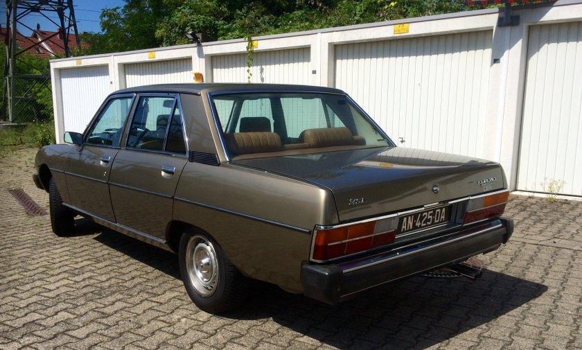 1975 Peugeot 604