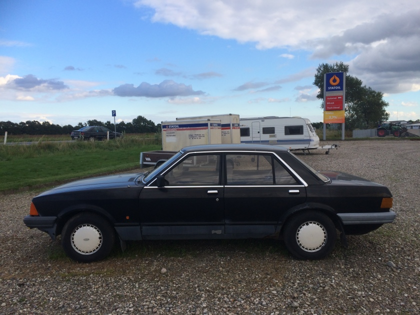 1983 Ford Granada 2.3 LX