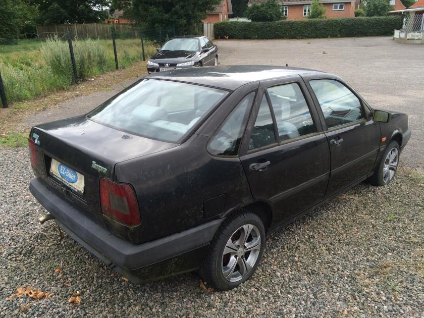 1991-1996 Fiat Tempra
