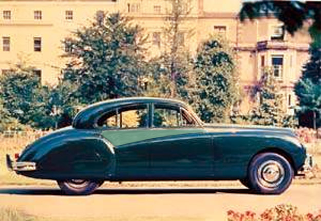 Jaguar Mark VII - Copy