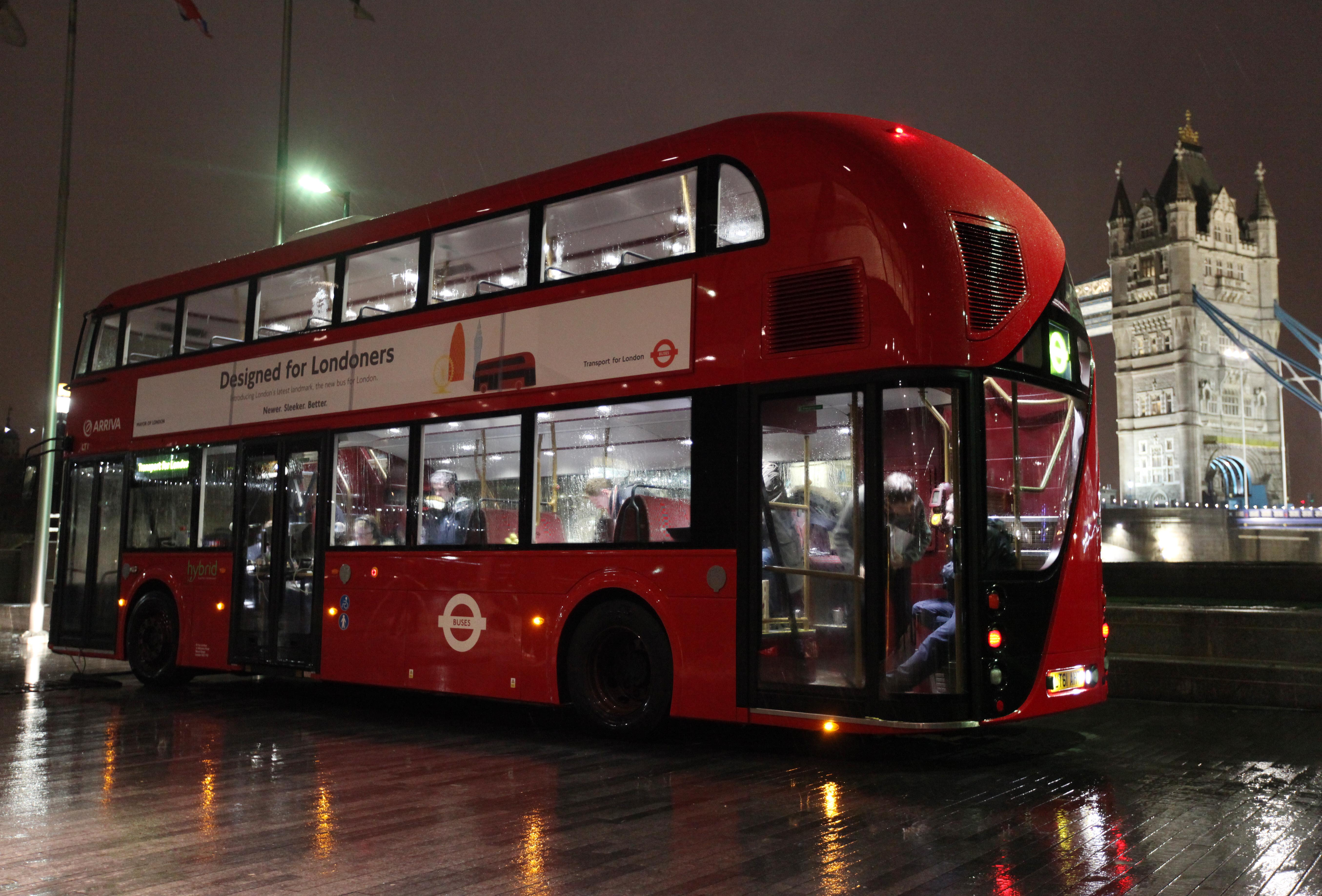 the new routemaster bus part 2 old on tight guv nor driven to write. Black Bedroom Furniture Sets. Home Design Ideas