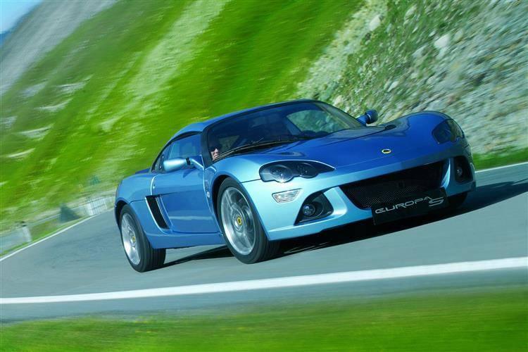 2006 Lotus Europa S. Image: RAC