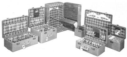 Douglas Scott Papworth luggage set.