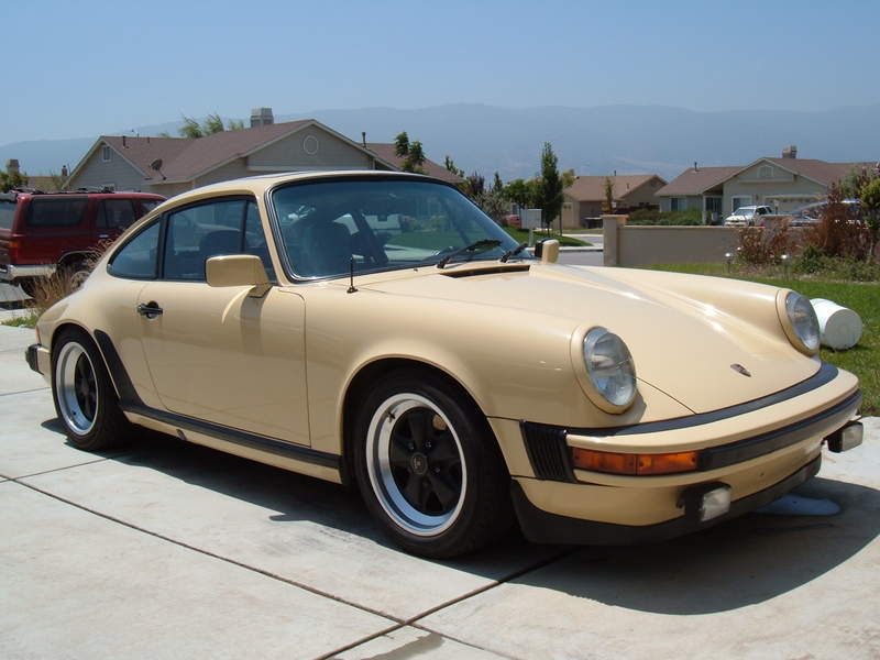 By any other name. A 911 in Bamboo Beige