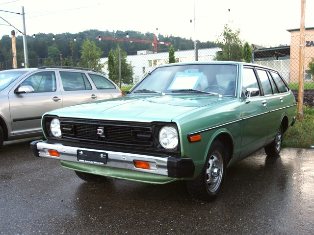 A 1979 Datsun Sunny for sale