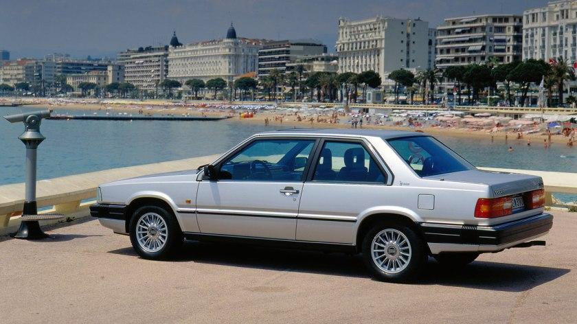 Volvo 780ES. Image: petrolblog