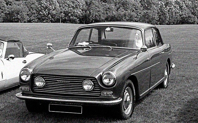 1969 Bristol 411: source