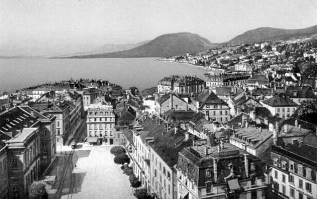 Neuchatel, Switzerland: source