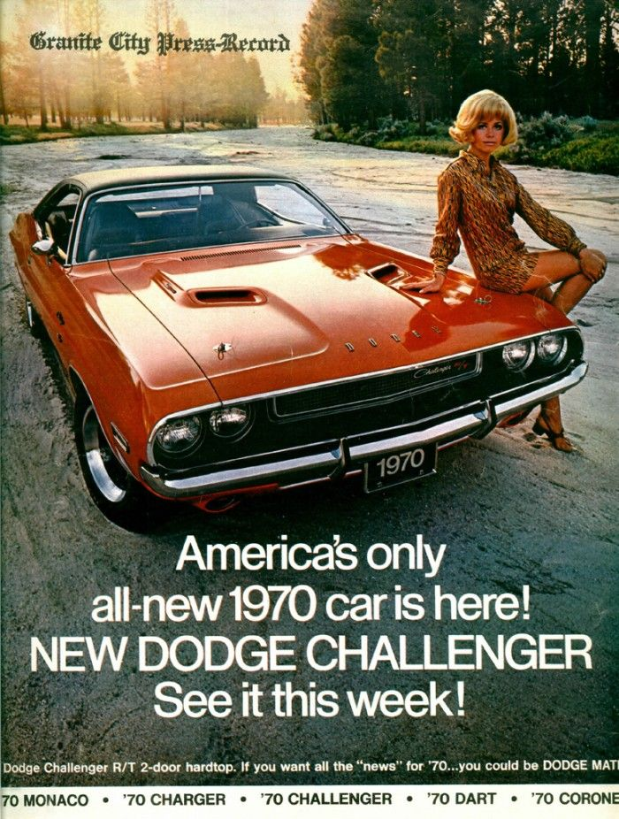 1970 Dodge Challenger: source