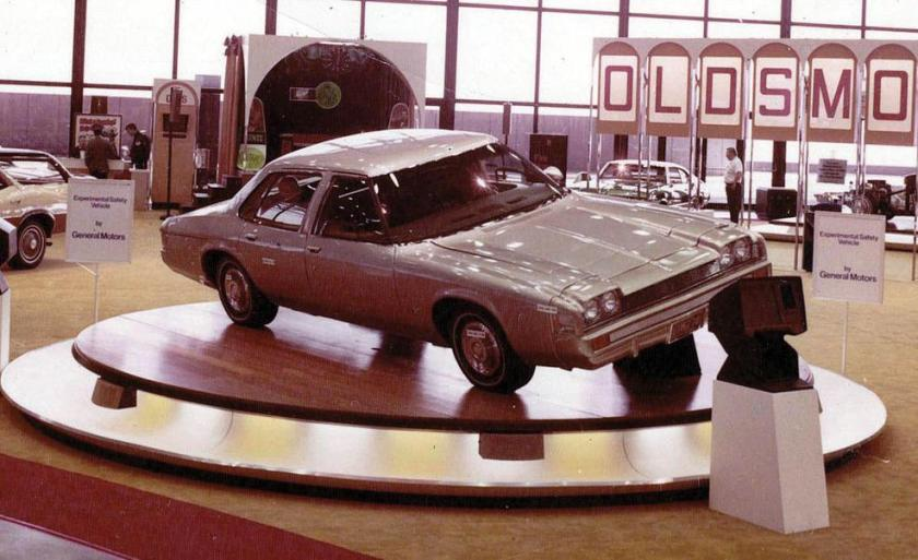1972 GM Experimental Safety car: source