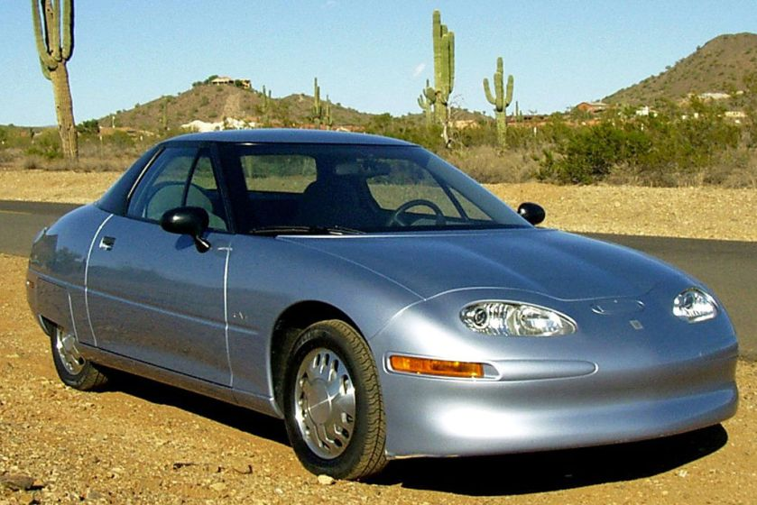 1997 GM EV-1: source