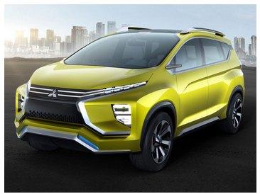 2016 Mitsubishi XM concept: source
