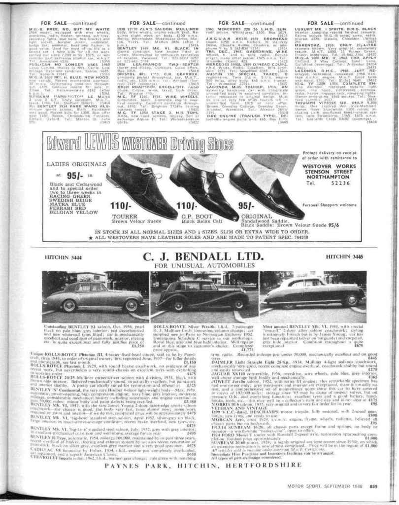 Motor Sport Archives