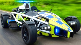 Ariel Atom Police Car (?) - image : johnywheels.com