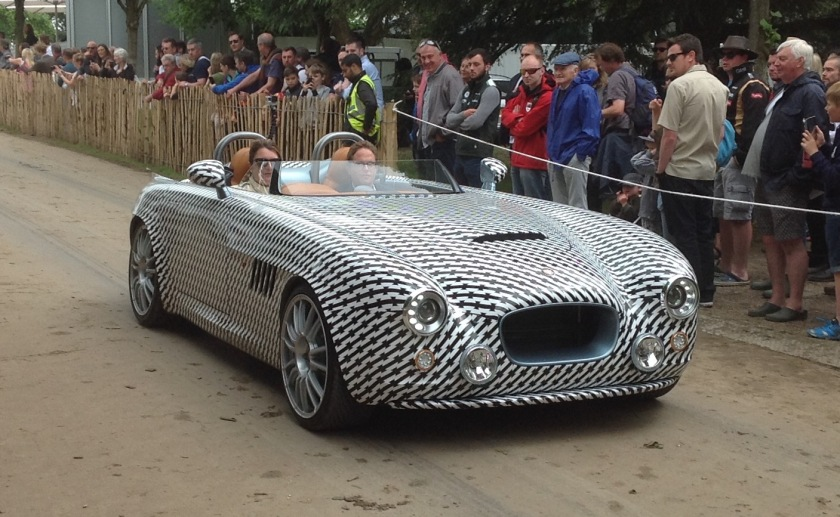 Bristol Bullet In Disguise - image ; bristoloda.org