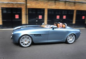 Bristol Bullet - image dailymail.co.uk