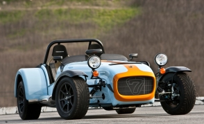 Caterham 7 Superlight - image : betterparts.org