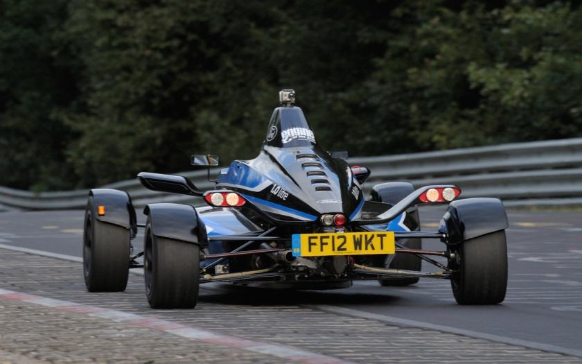 Roadgoing Formula Ford - image : autocarhire-com