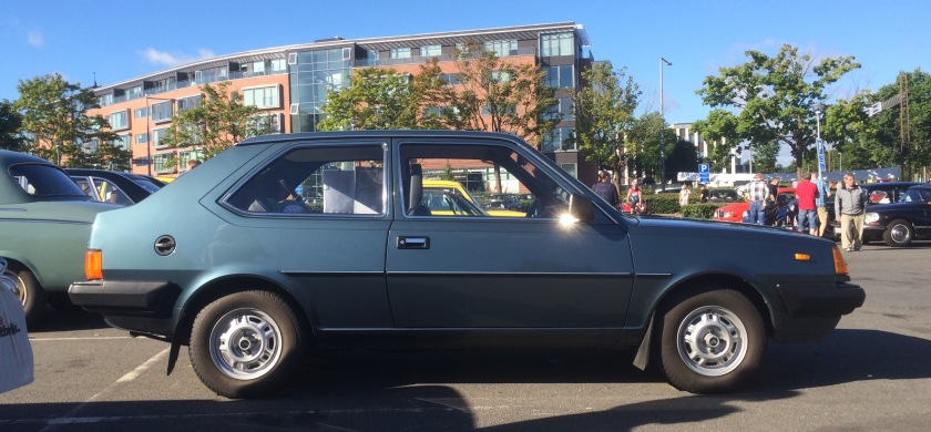 A photo for Sunday: Volvo 340 DL – Driven To Write