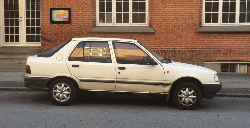 1983-1993 Peugeot 309 GL Profil