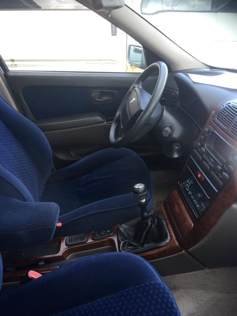 1996 Lancia Kappa interior