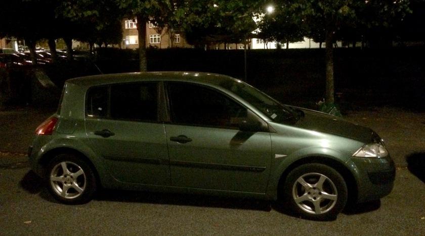 2002-2009 Renault Megane