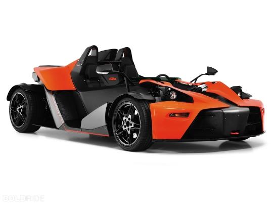 KTM X-Bow - image : boldride.com