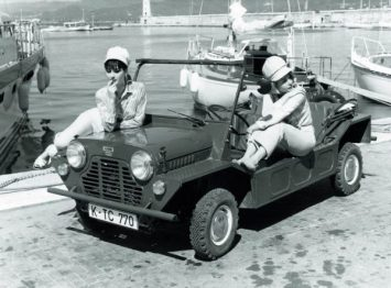 Mini Moke - image : blog.hemmings.com