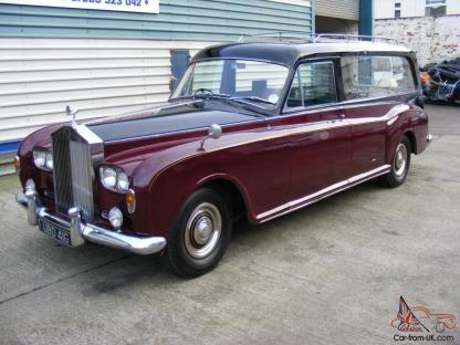 Rolls Phantom VI - image : car-from-uk-com
