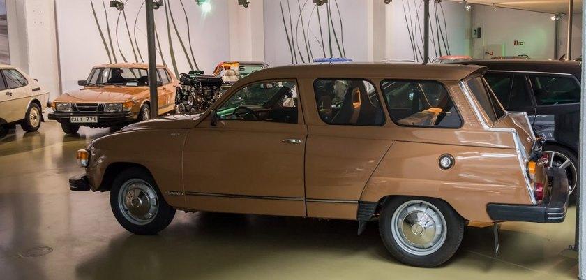 1959-1978 Saab 95: niels moesgaard jörgensen