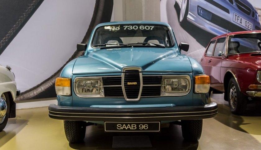 1988 Saab 96: niels moesgaard jörgensen