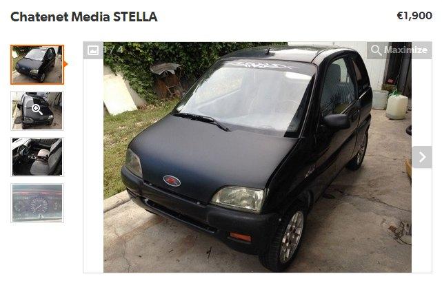 1999 Chatenet Stella: source