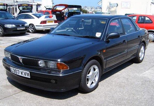 1995 Mitsubishi Sigma: source