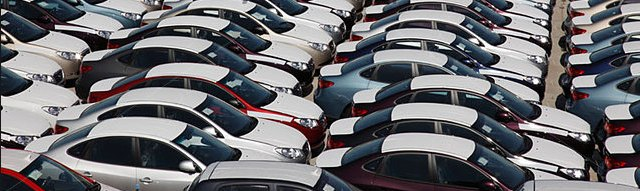 White film on cars in storage: source