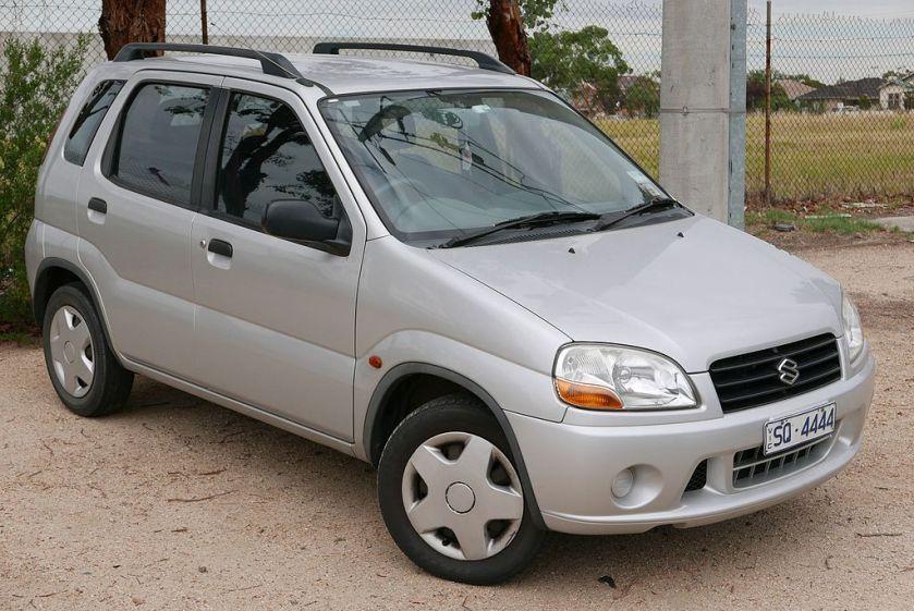 2001 Suzuki Ignis: source