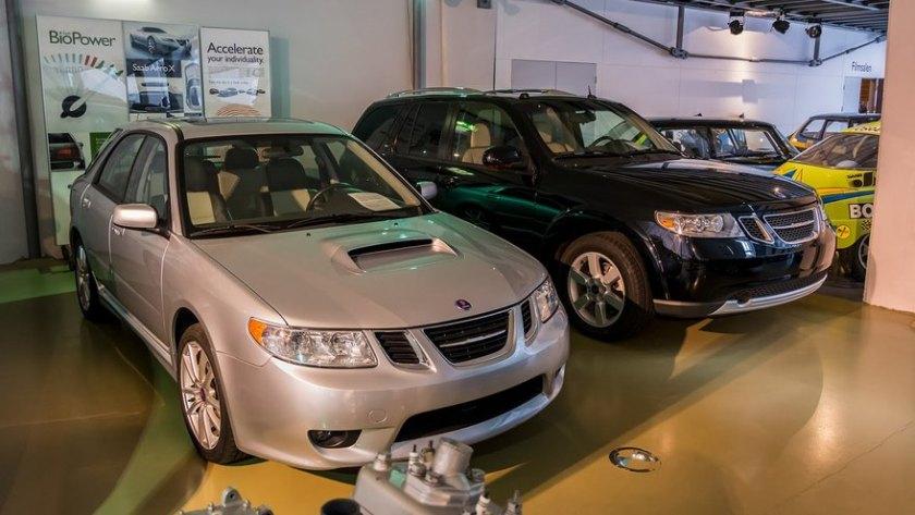 2005 Saab 9-2x and 2005 Saab 9-7x: NMJ