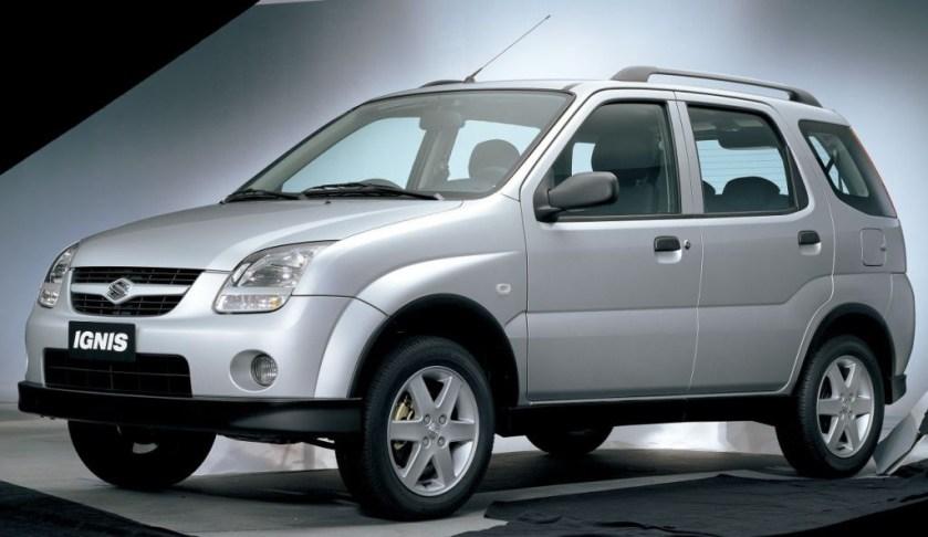 2008 Suzuki Ignis Parkers