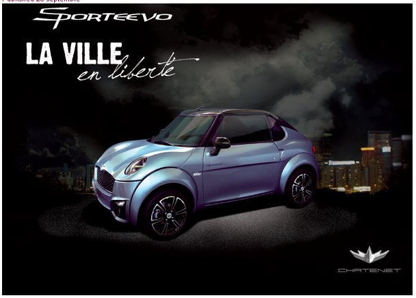 2016 Chatenet Sporteevo: source
