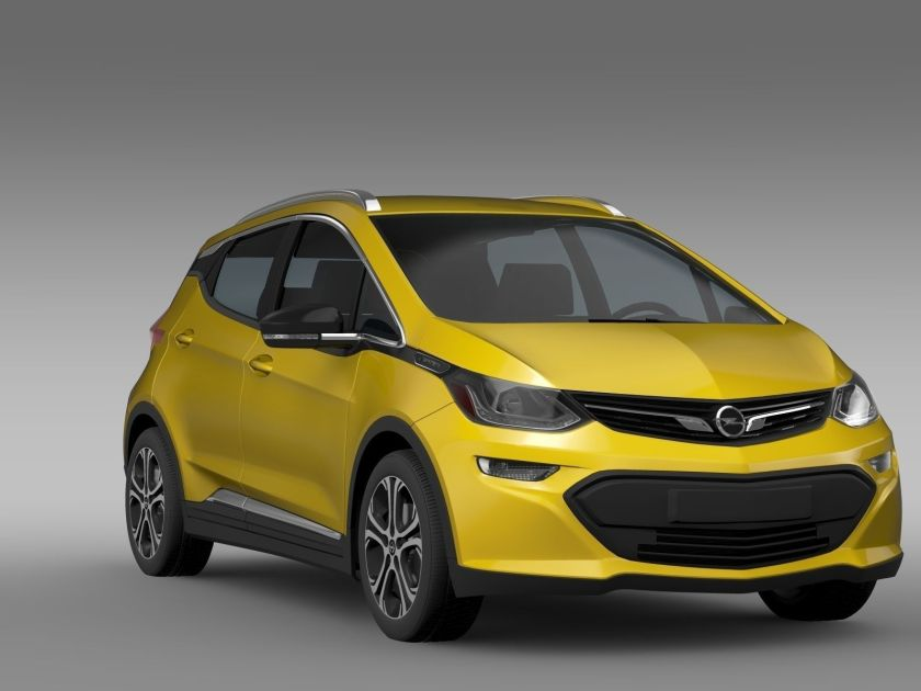2018 Opel Ampera: source
