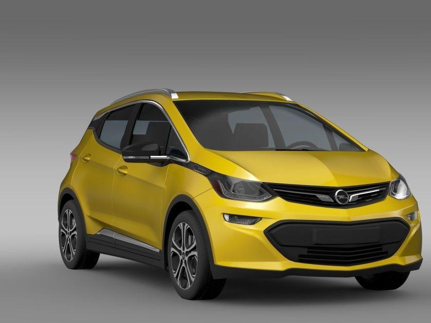 2018 Opel Ampera: source